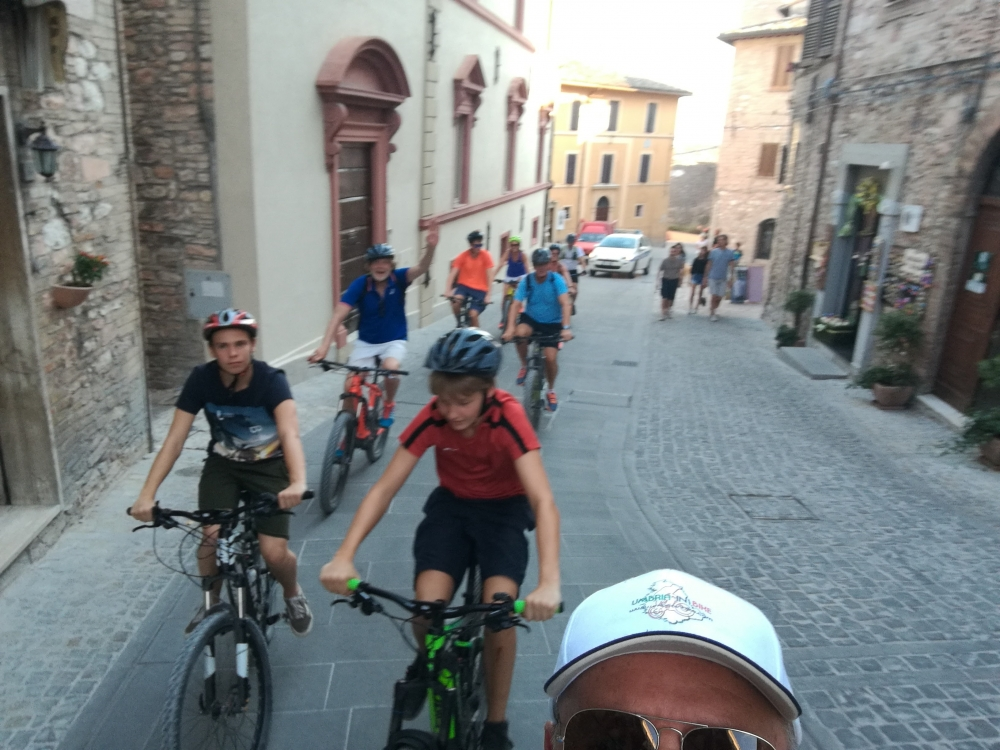 Family Tour - emozioni in e-MTB